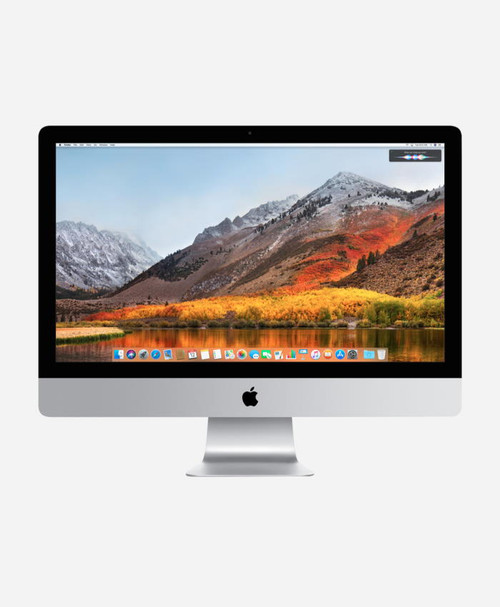 Refurbished Apple iMac (Mid 2017) Front
