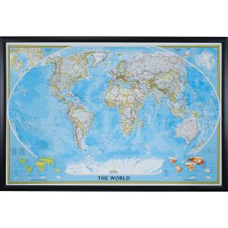 Wayfarer Classic, World Push Pin Map