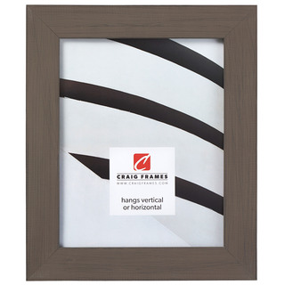 """Jasper 1.5"""", Whiskey Brown Weathered Picture Frame"""