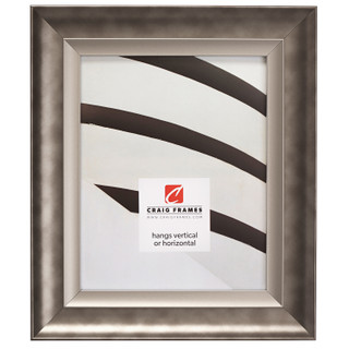 """Ventura 2"""", Pewter Picture Frame"""