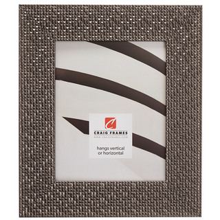 """Glimmer 2.375"""", Pewter Grey Picture Frame"""