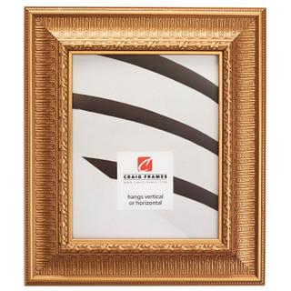 "Maximus 2.625"", Ornate Roman Gold Picture Frame"