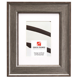 """Resilience 2"""", Matted Silver Picture Frame"""