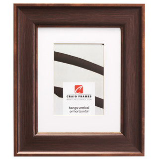 """Resilience 2"""", Matted Bronze Picture Frame"""