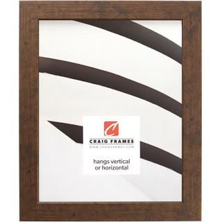 """Essentials 1"""", Modern Rustic Copper Picture Frame"""