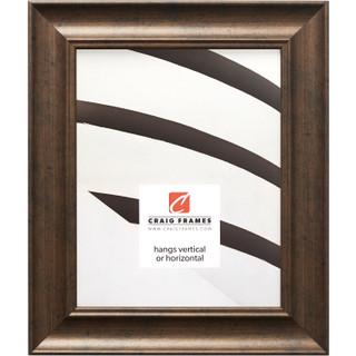 "Vintage Revival 1.75"", Rustic Copper Picture Frame"