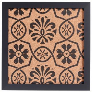 Decorative Cork Bulletin, Floral