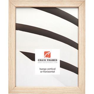 "Farmhouse Essentials Tall .75"", Nordic Oak Natural Picture Frame"