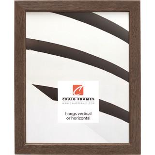 "Farmhouse Essentials Tall .75"", Brown Picture Frame"
