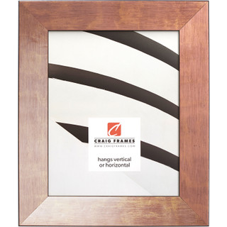 """Milano 150 1.5"""", Rose Gold Picture Frame"""