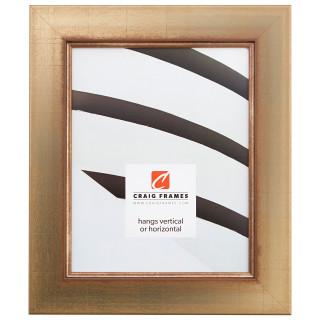 """Avalon 224 1.75"""", Vintage Palmer Gold Picture Frame"""