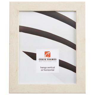 """Bauhaus 125 1.25"""", White Pine Picture Frame"""