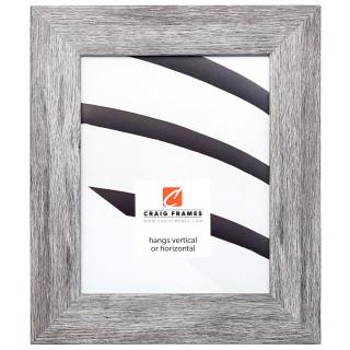 """Bauhaus 200 2"""", Barnwood Gray Picture Frame"""