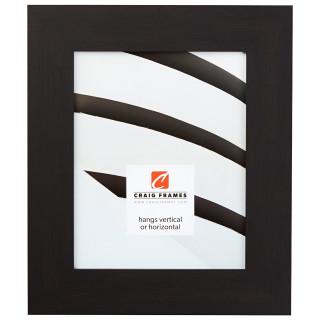 "Bauhaus 200 2"", Black Coffee Picture Frame"