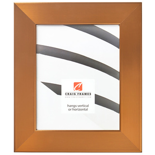 """Bauhaus 200 2"""", Stainless Brass Picture Frame"""