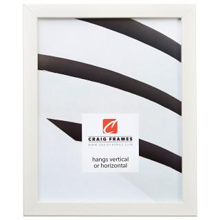 """Colori 0.75"""", Blanco Picture Frame"""