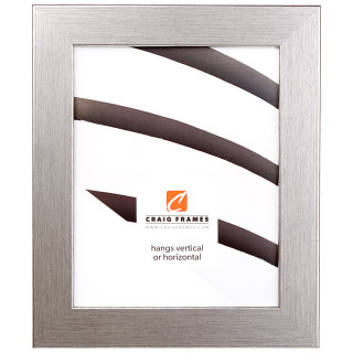 """Fiftynine 1.5"""", Salerno Silver Picture Frame"""