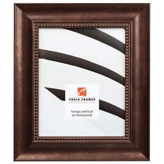 "Impression 2.25"", Antique Bronze Picture Frame"