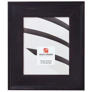 """Maison 2.5"""", Antique Black Picture Frame"""