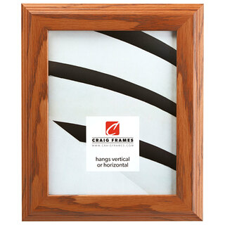 """Mossehaus 1.5"""", Country Oak Picture Frame"""