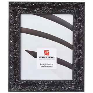 "Renaissance 1.75"", Obsidian Black Picture Frame"