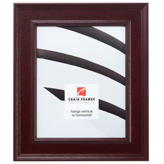 """Revival 2"""", Mahogany Picture Frame"""
