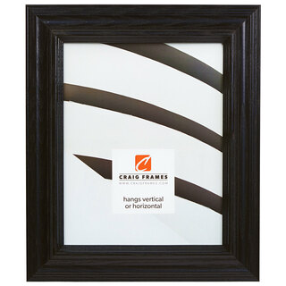 """Wiltshire 262 1.875"""", Ebony Picture Frame"""