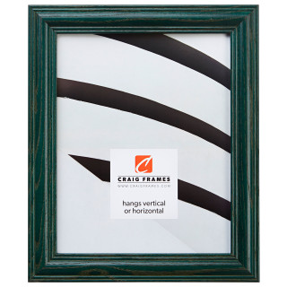 """Wiltshire 440 1.25"""", Hunter Green Picture Frame"""