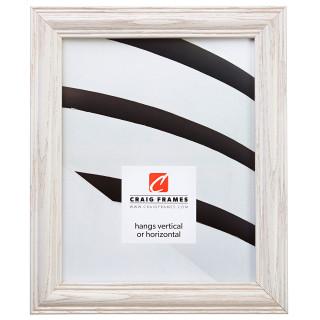 Craig Frames Jasper 5x7 Inch Rustic Charcoal Black Picture Frame B9200507