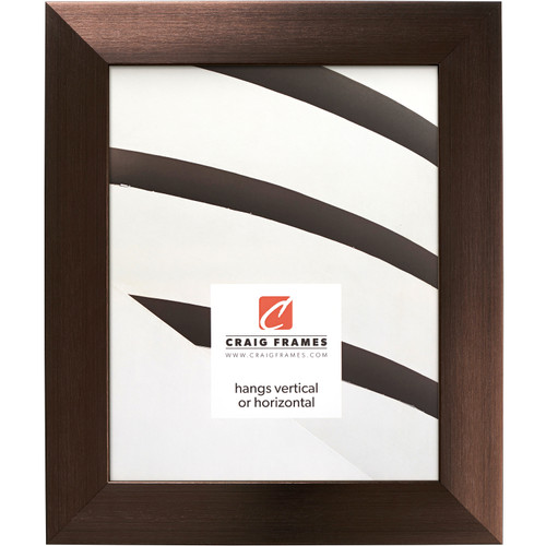 """Modern Aesthetics 150 1.5"""", Brushed Bronze Picture Frame"""