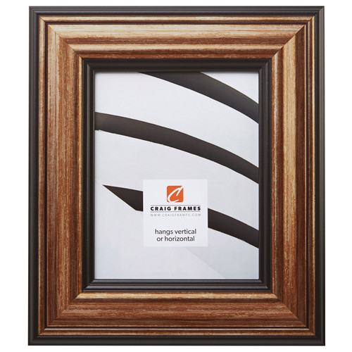 """Sonora 3"""", Canyon Copper and Black Picture Frame"""