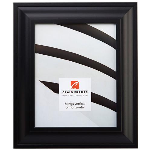 "Upscale 2"", Satin Black Picture Frame"