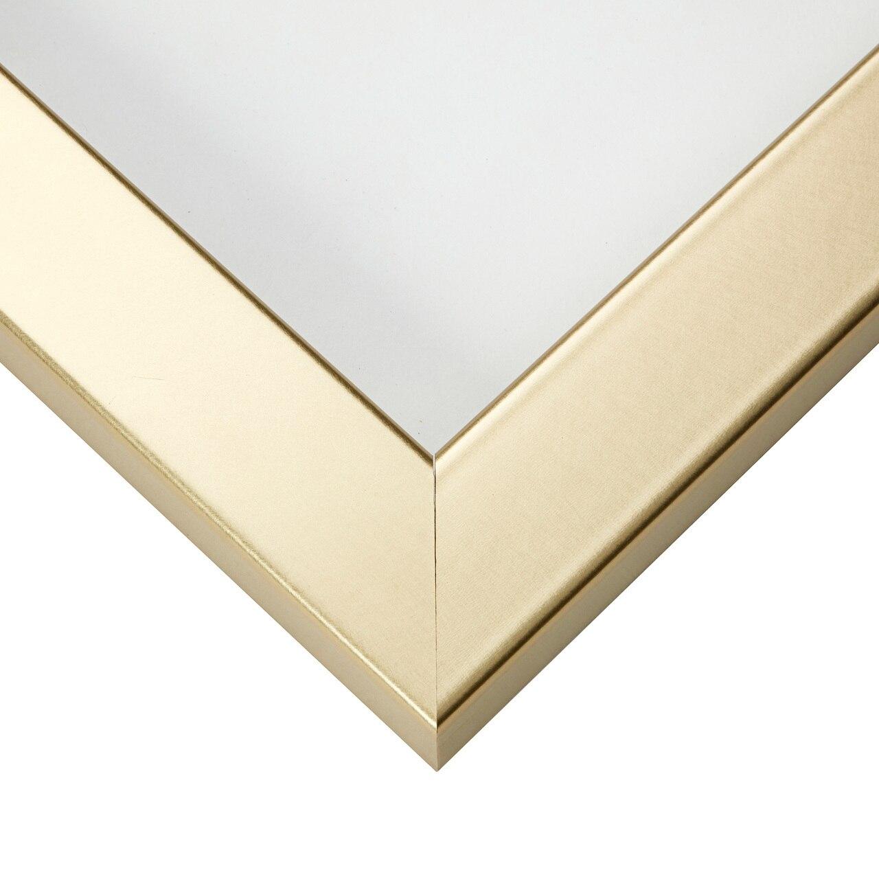 12x12 Inch Antique Gold Picture Frame 740661212 Bauhaus 2 Wide Craig Frames