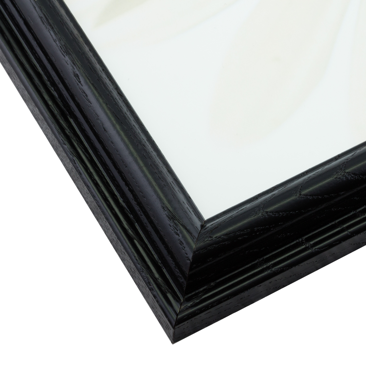 Craig Frames 20x24 Inch Whitewashed Wood Picture Frame Wiltshire 130 130ASHWW2024