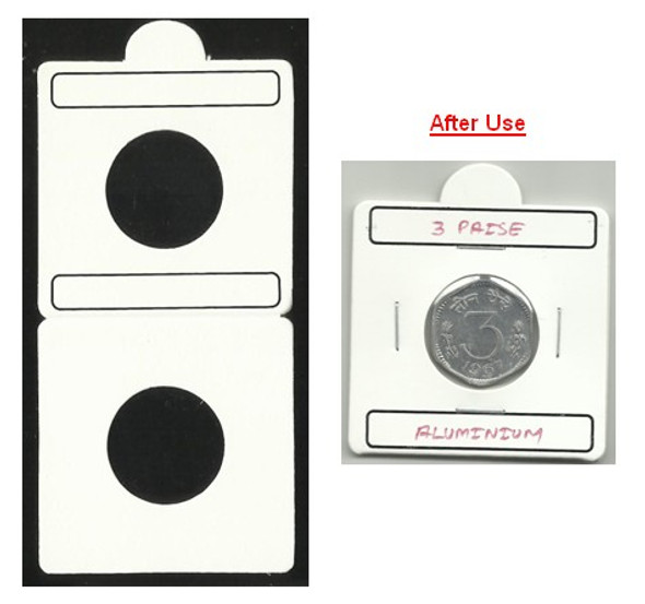 Coin Flip (Coin Holder) - Size 23.00 mm - 50 Pcs (Size No.3)
