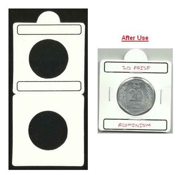 Coin Flip (Coin Holder) - Size 27.00 mm - 50 Pcs (Size No.5)