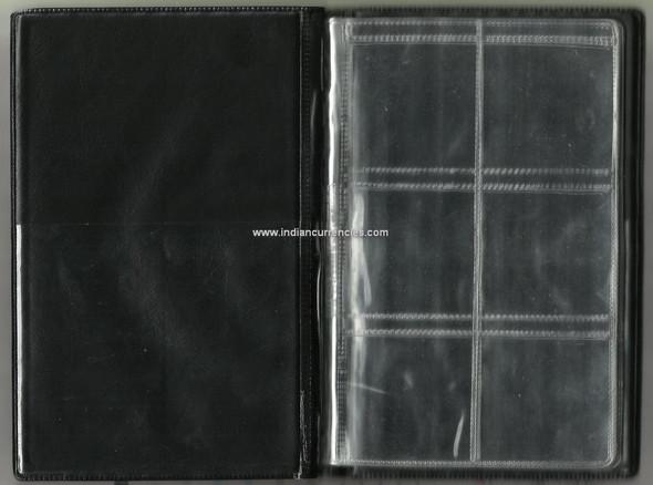 Blank 84 Coin Album