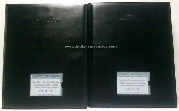 Blank Mintwise Album with names of Regular Commemorative Coins