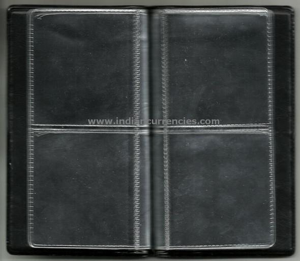 Blank 20 Coin Album