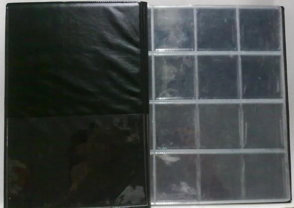 Blank 168 Coin Album