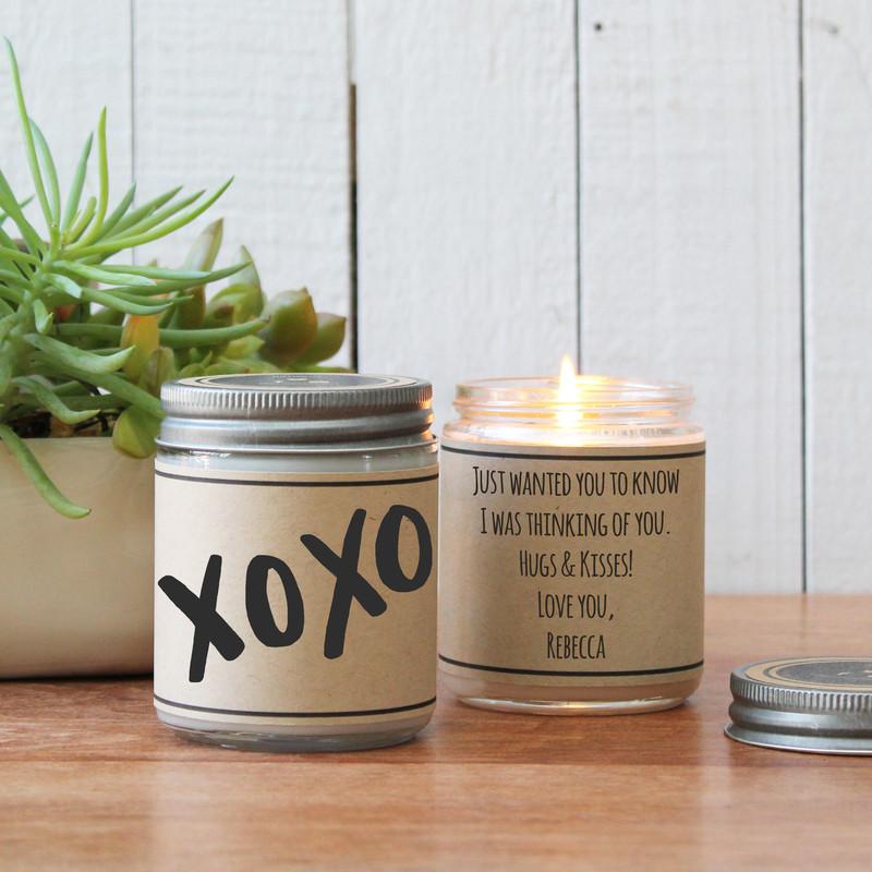 XOXO Soy Candle