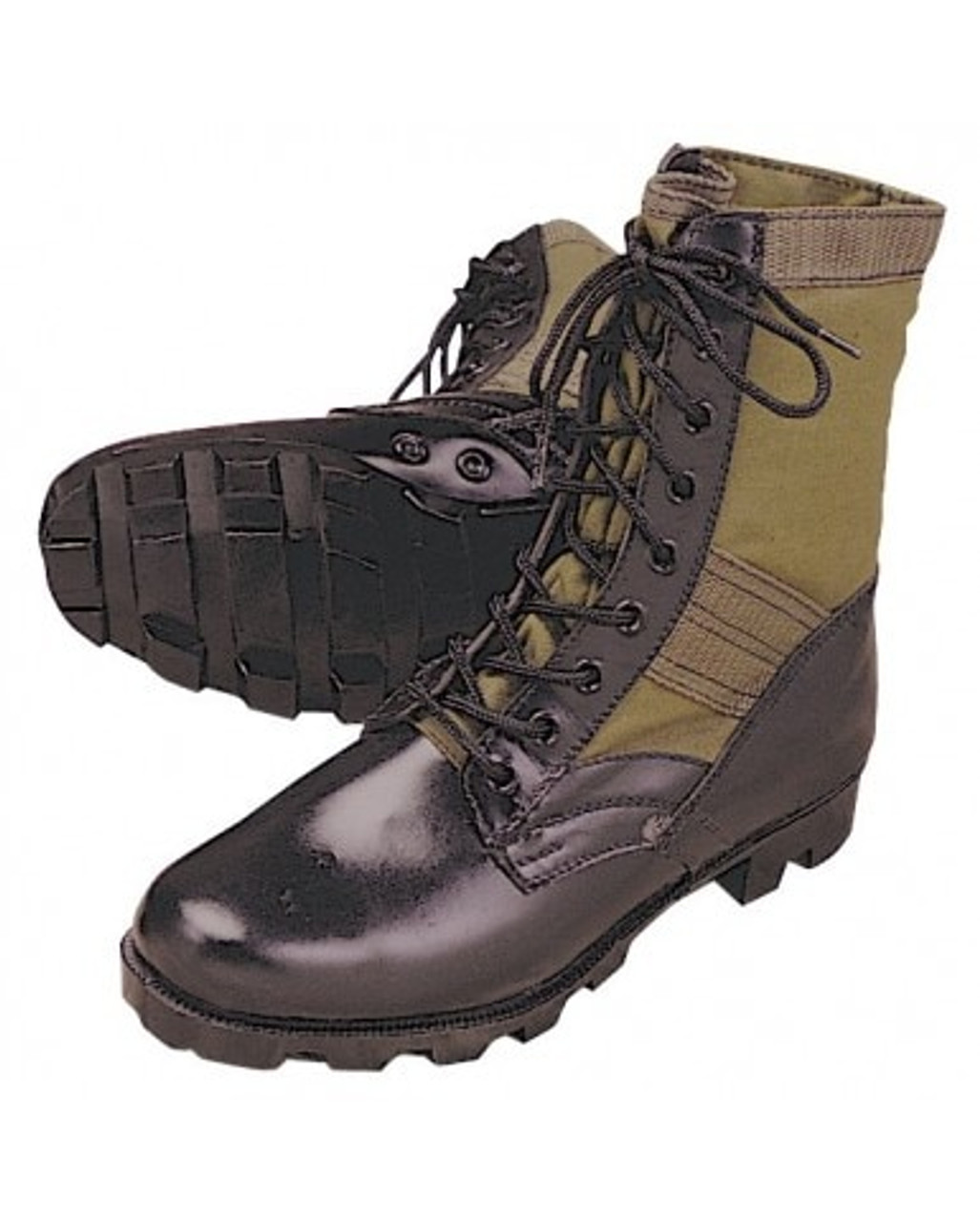 Jungle Boots With Panama Sole