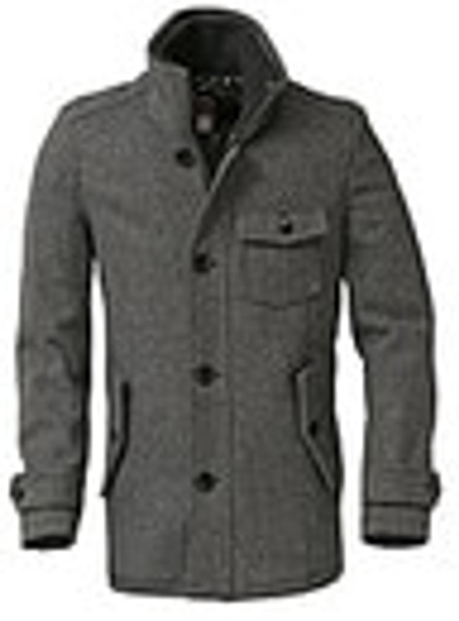 "Schott  31"" 24oz. Wool Blend Car Coat"
