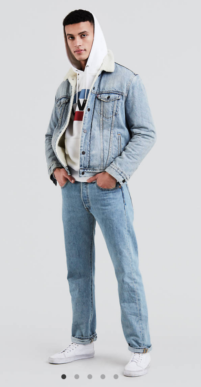 Levi's 550 Relaxed Fit