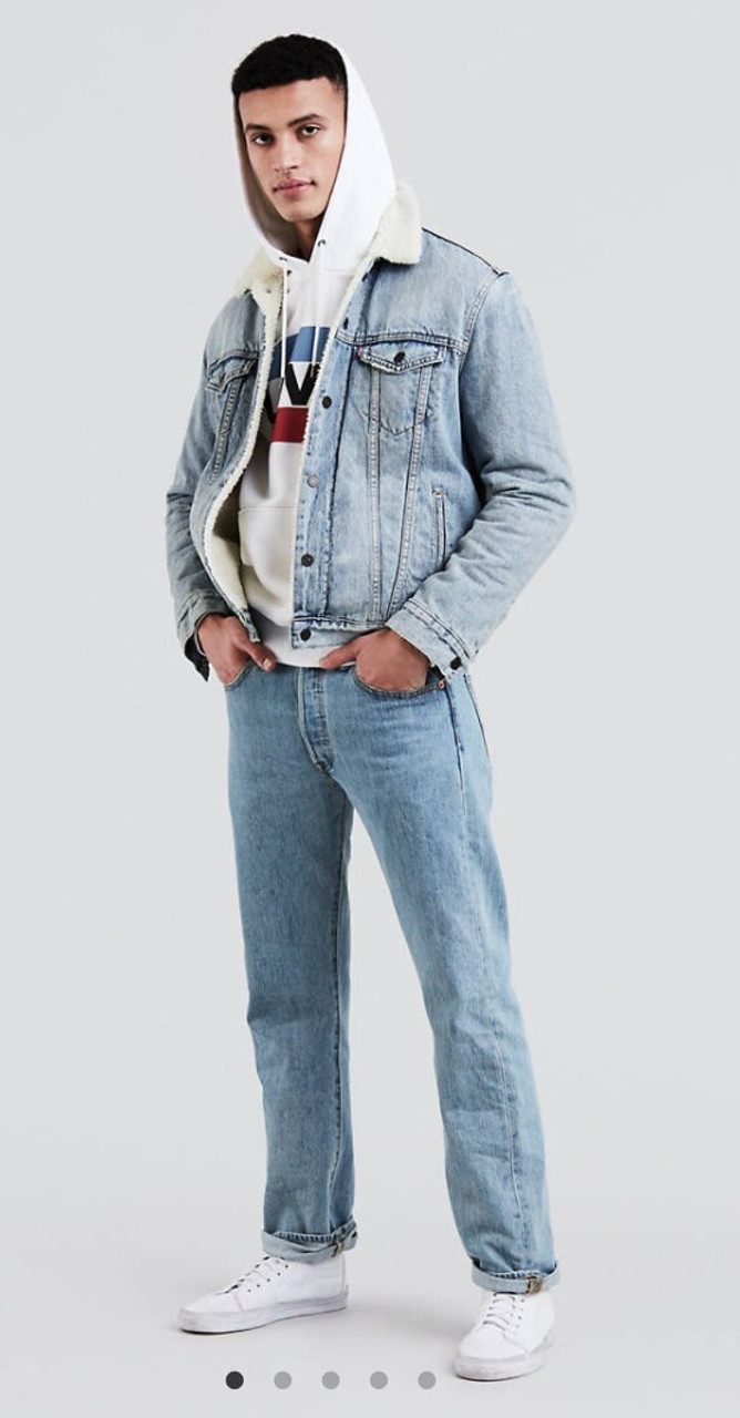Levi's 550 Relaxed Fit - Big & Tall