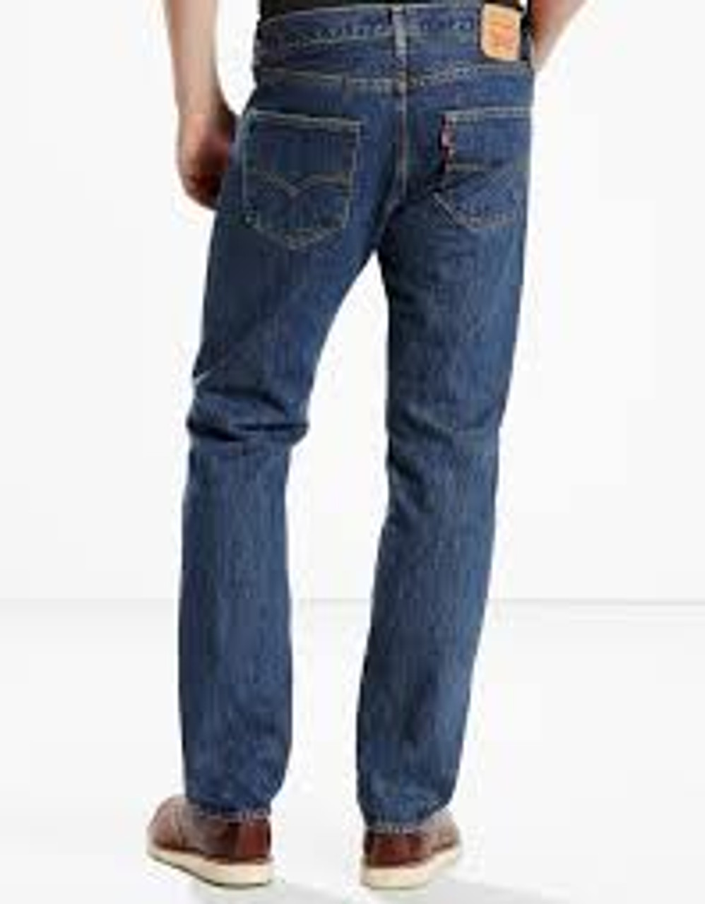 Levi's 501 Pre-Washed Big & Tall