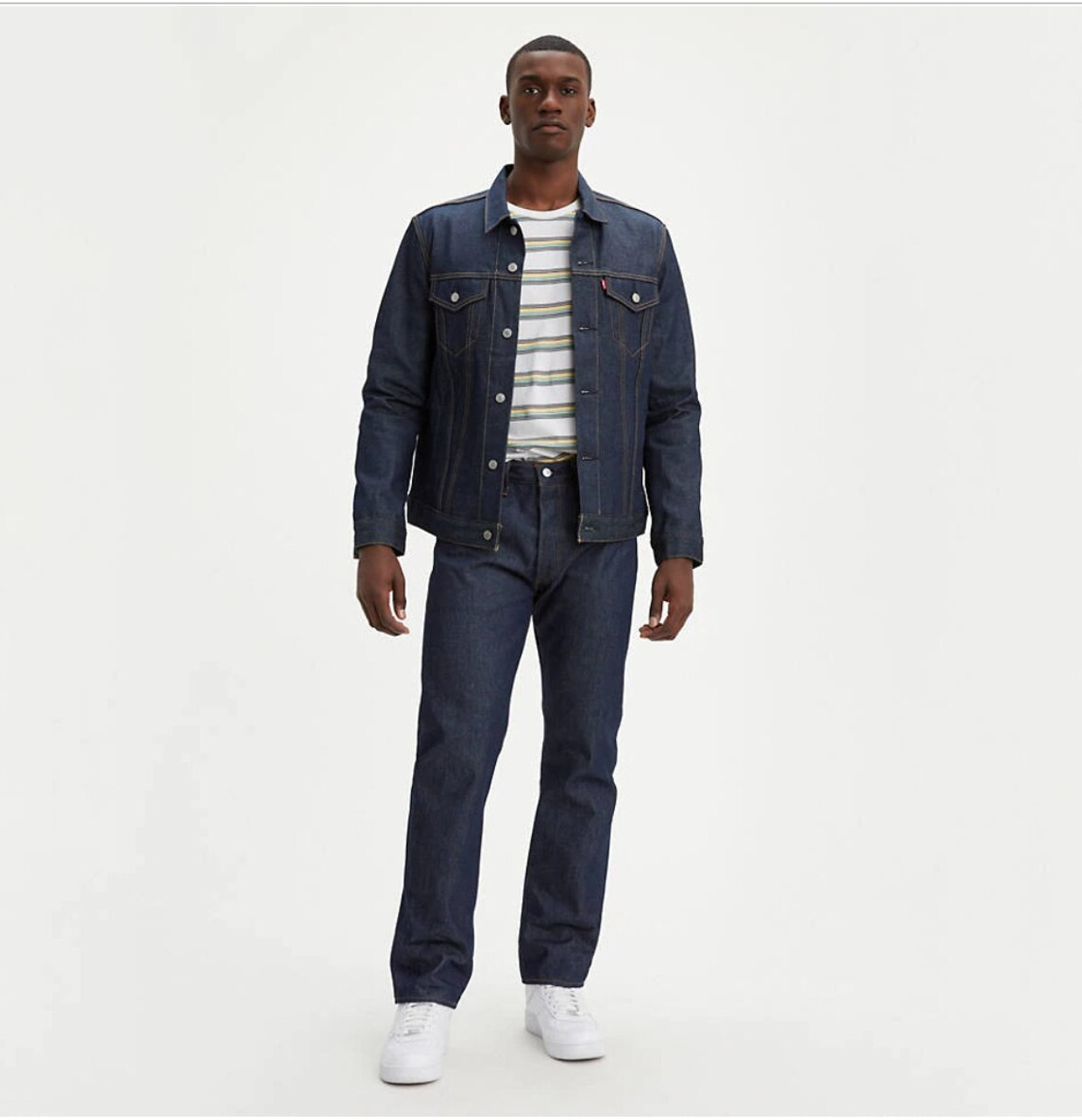Levi's 501 Shrink-to-Fit Big & Tall