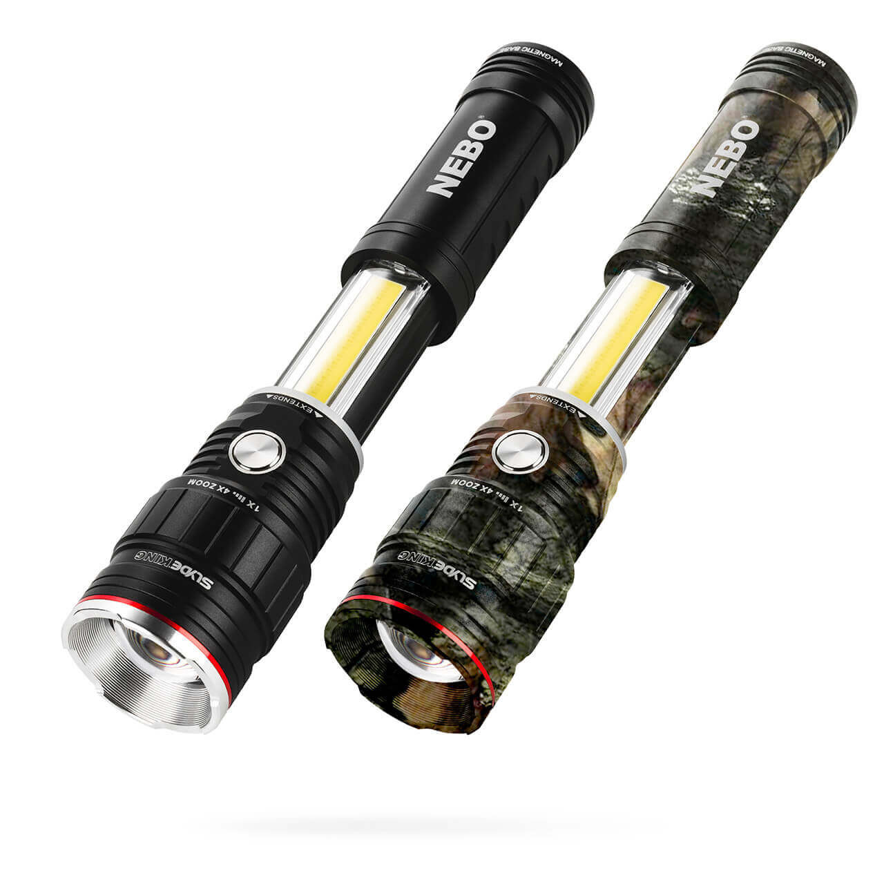Nebo® Slyde® King Rechargeable Flashlight