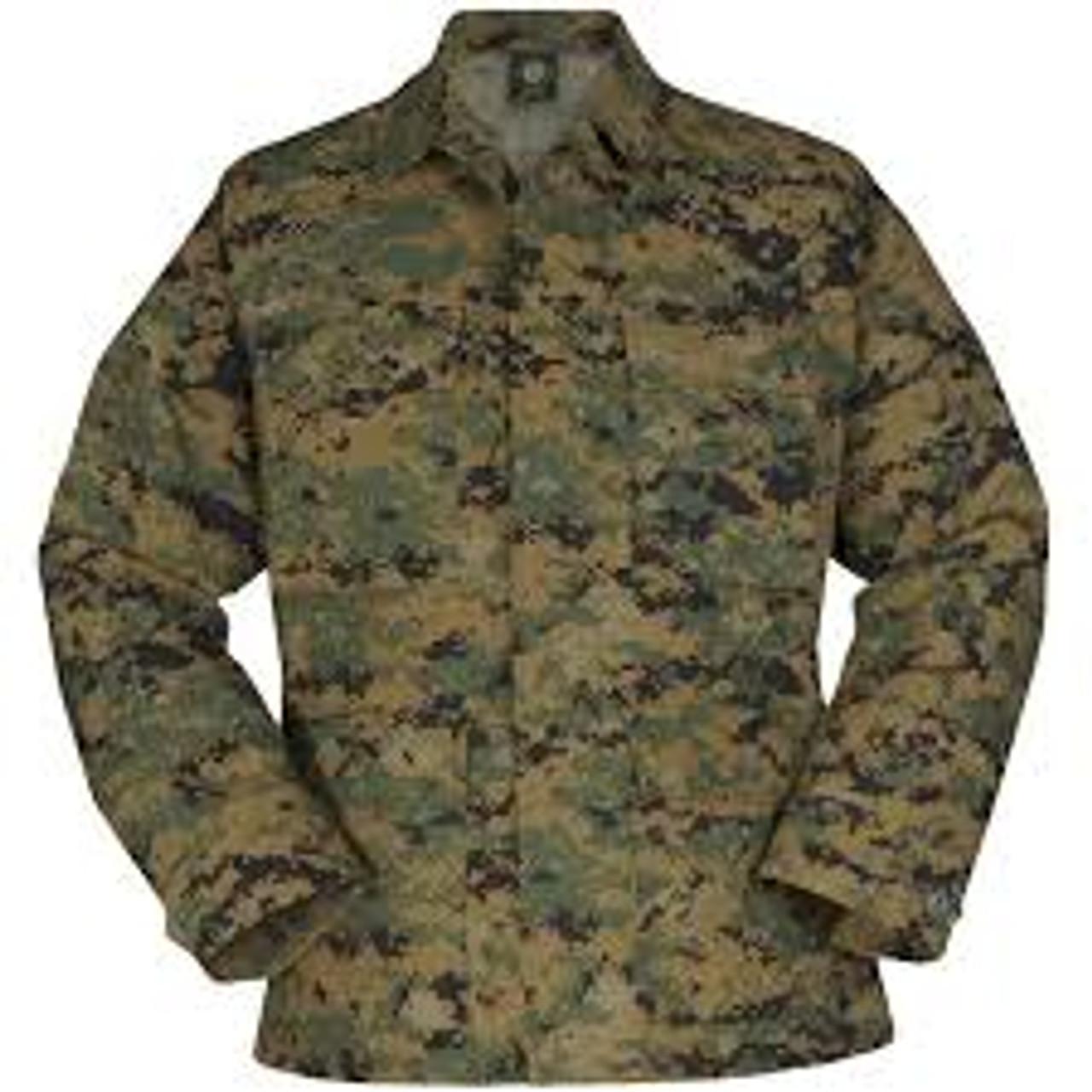 Propper® BDU Coat - 60/40 Twill