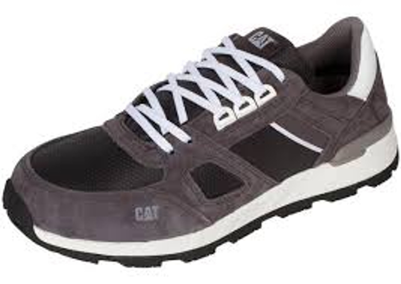 CAT Woodward Steel Toe Work Shoe